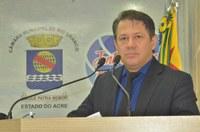 Vereador Artêmio sugere realização de audiência pública para debater fiscalização na produção do açaí