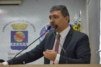 Vereador Dankar cobra fiscalização mais severa nas obras do programa de Ramais