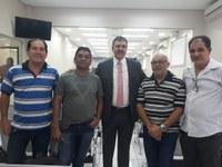 Vereador Dankar comemora a aprovação do PL que institui a Política Municipal de Economia Criativa