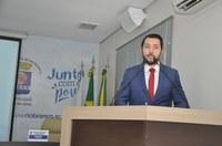 Vereador Emerson Jarude registra Boletim de Ocorrência relatando ameaças