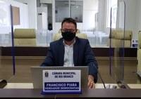 Vereador Francisco Piaba realiza indicação de melhorias para Bairros de Rio Branco