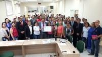 Vereador Jakson Ramos entrega Moção de Aplauso aos Agentes Comunitários de Saúde de Rio Branco