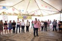 Vereador Jakson Ramos garante 70% de suas emendas à Cades durante festa de 14 anos da entidade