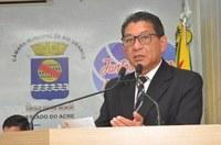 Vereador Juruna destaca instalação de hidrantes