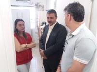 Mamed Dankar destaca realização de mutirão odontológico no bairro Defesa Civil