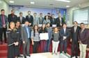 Vereador Mamed Dankar homenageia jovem acreana vencedora de prêmio na Feira Brasileira de Ciências
