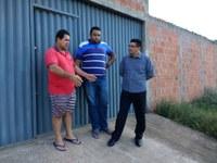 Vereador Manuel Marcos cumpre agenda parlamentar no bairro Alto Alegre