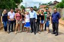 Vereador Manuel Marcos visita bairro Boa União