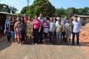 Vereador Manuel Marcos visita moradores do bairro da Glória