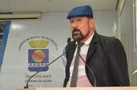 Vereador N.Lima lamenta as mortes causadas pela Covid-19 e faz apelo a população