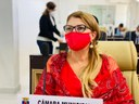 Vereadora Lene Petecão apresenta indicação de melhorias para Praça da Revolução