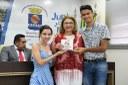 Vereadora Lene Petecão é homenageada por contribuição à política do idoso