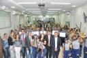 Vereadora Lene Petecão homenageia Banda de Música da Polícia Militar do Estado do Acre