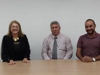 Vereadores Antônio Morais e Lene Petecão visitam instalações do Hospital do Amor, no Segundo Distrito