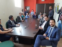 Vereadores cobram empresas de transporte pela ausência em seminário de mobilidade