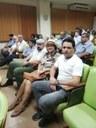 Vereadores de Rio Branco participam de reunião estratégica com governo.