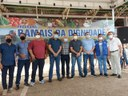"""Vereadores de Rio Branco prestigiam lançamento do programa da prefeitura """"Ramais da Dignidade"""""""