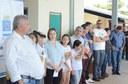 Vereadores participam de inauguração de Mercado no Benfica
