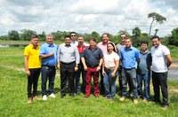 Vereadores visitam Unidade de Tratamento de Resíduos Sólidos - UTRE