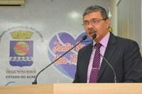 Vereador Dankar pede atenção a produtores
